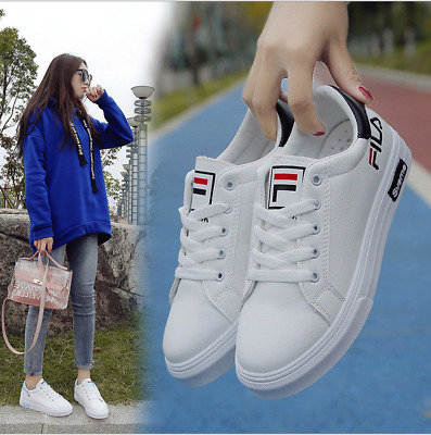 FILA Womens Disruptor Sneakers Casual Athletic Running Walking Sports Shoes  UK 398f605bf57