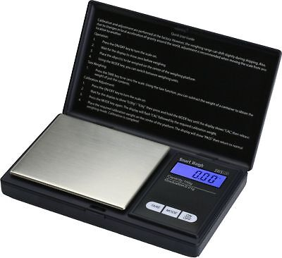 200g * 0.01g LCD Digital Pocket Scale Jewelry Gold Gram Balance Weight Scale EN