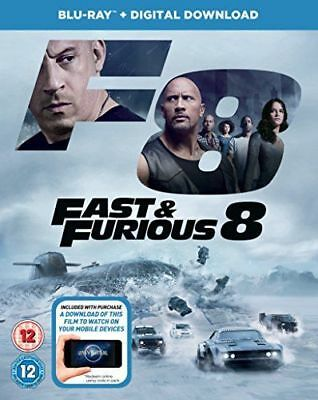 Fast & Furious 8 - The Destin Of The Furious Blu-Ray Blu-Ray Neuf (8311525)