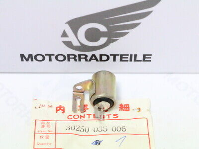 Honda C 50 H 65 70 CD 50 H 65 70 Kondensator original neu condenser Genuine new