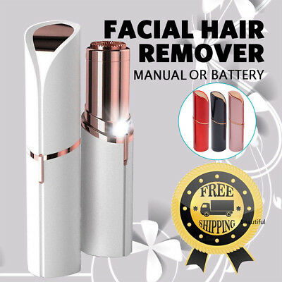 Flawless Skin Women Painless Hair Remover Face Facial Finishing Touch Epilator A