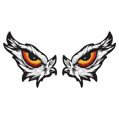 EAGLE EYE GRAPHIC Decals Styling Accessories for Universal Car Autographix