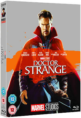 Marvel's Doctor Strange Blu-Ray with slipcover BRAND NEW Free Shipping
