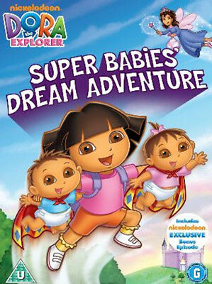 Dora la Exploradora - Super Babies ' Dream Adventure DVD Nuevo DVD (Phe1418)