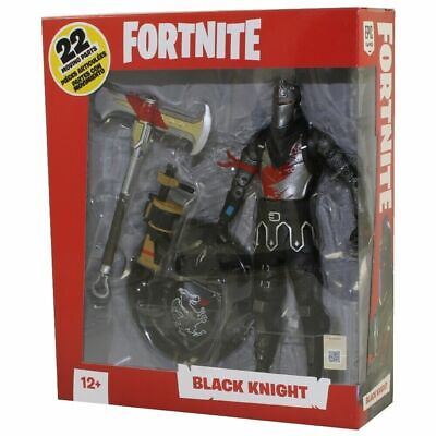 McFarlane Toys Action Figure - Fortnite S1 - BLACK KNIGHT 7 inch - Brand New