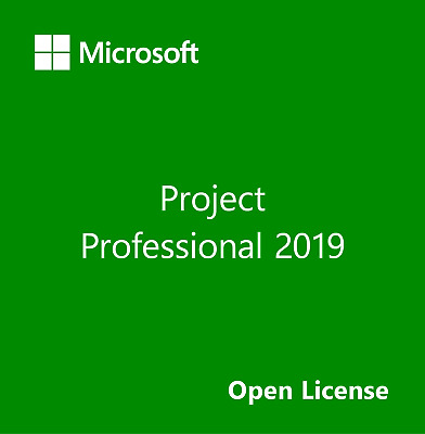 Microsoft Project 2019 Professional 32/64 bit. Product Key + Download LINK