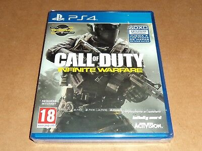 Call Of Duty : Infinite Warfare para Sony Playstation 4 / PS4 ,a estrenar, Pal