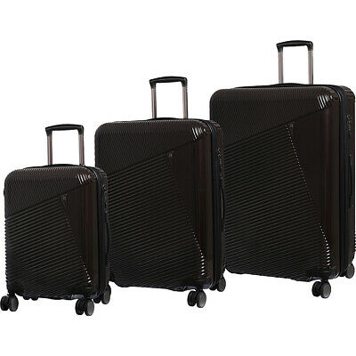 it luggage Metamorphic 3 Piece Expandable Hardside Luggage Set NEW
