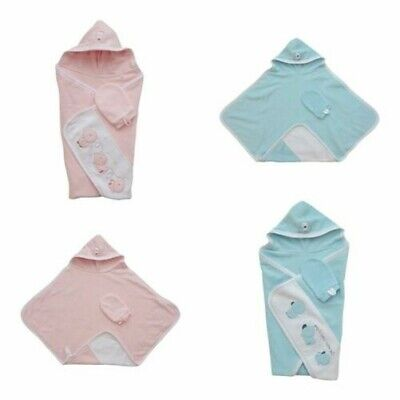 Gallux Bath Towel with Hoodie Hooded 100% Cotton Baby