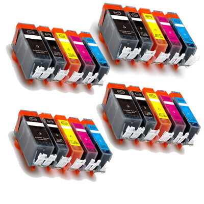 20 PK Ink Cartridges works for Canon PGI-225 CLI-226 MG5120 iP4820 iP4920 MG5220