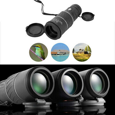 30x52 HD Optical Monocular Hunting Camping Hiking Telescope Day & Night Vision