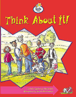 (Good)-Think about it!: Book 15 (Literacy Land) (Paperback)-Coles, Martin,Hall,