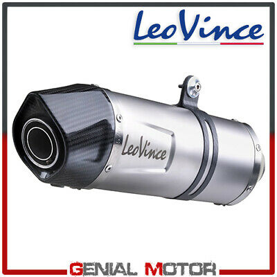Exhaust Leovince Lv One Evo Stainless Steel Husqvarna 701 Supermoto 2017 > 2019