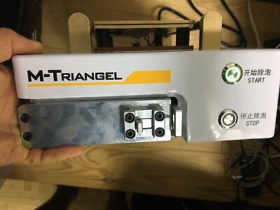 M-triangel M2 Mini Avtoclave, TBK 868 Lcd Laminating Machine, Touch Separator