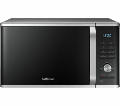 Samsung MS28J5215AS 1000W 28L Freestanding Microwave Oven & Plate Warmer