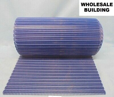 "Intralox 900 Series Conveyor Belt, 1.07"" Pitch, Flush Grid, 23.8"" Wide, 25' Long"