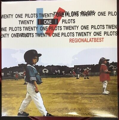 "Twenty One Pilots - Regional At Best [2LP] Limited Vinyl 12"" Record 2017 33 RPM"