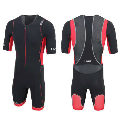 HUUB Core Long Course Triathlon Suit Mens Tri Swimming Open Water Training
