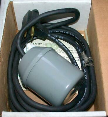New H.A. Holden Inc.  MFS Mercury Tilt Float Switch