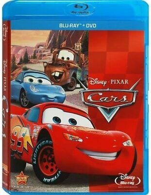 Cars Blu-ray + DVD 2-Disc Set