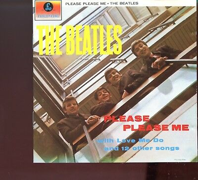 The Beatles / Please Please Me - Made In West Germany