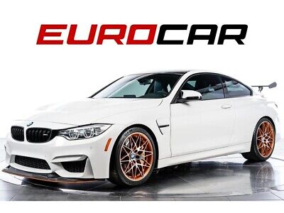 2016 M4 Gts! Rare!!! 2016 Bmw M4 Gts Stunning White, All Options, Only 3400 Miles