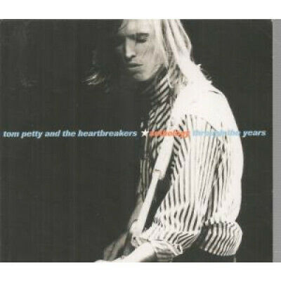 TOM PETTY AND THE HEARTBREAKERS Anthology Through The Years DOUBLE CD Europe