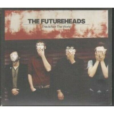 FUTUREHEADS This Is Not The World CD Europe Nul 2008 12 Track In Fold Out Card