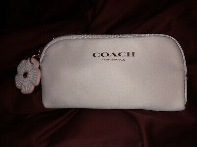0e7917cdfd08f MICHAEL KORS PEACH pink blush nude clutch pouch cosmetic makeup bag ...