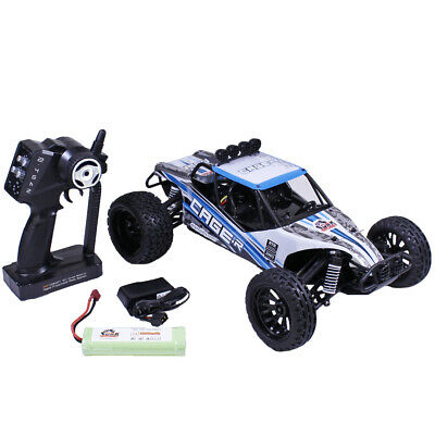 DHK Hobby 8142 Cage-R 2WD 1/10 Desert Buggy w/ Radio/Receiver/Battery & Charger