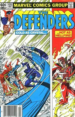 Defenders (1st Series) #105 1982 FN- 5.5 Stock Image Low Grade
