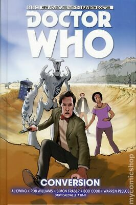 Doctor Who HC (2015- Titan Comics) The 11th Doctor #3-1ST FN Stock Image