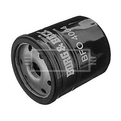 Fits Renault Twingo 1.5 dCi Borg /& Beck Screw-On Spin-On Engine Oil Filter
