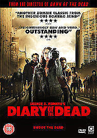 Diary Of The Dead - Single Disc Edition [DVD], Acceptable, DVD, FREE & Fast Deli