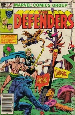 Defenders (1st Series) #115 1983 VG Stock Image Low Grade