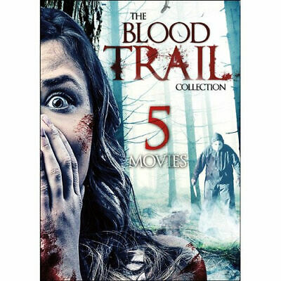 5-Movie Blood Trail Collection DVD Richard Anderson, Lee Perkins