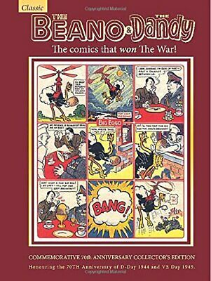 The Beano & The Dandy (Annuals 2015) by editor, Acceptable Book (Hardcover) Fast