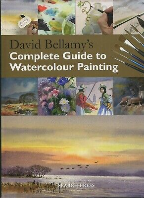 Book - Complete Guide To Watercolour Painting