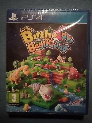 Birthday the beginning Ps4 Neuf Sous Blister Version Française