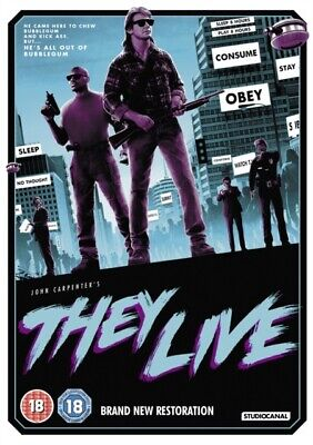 They Live, 5055201841025