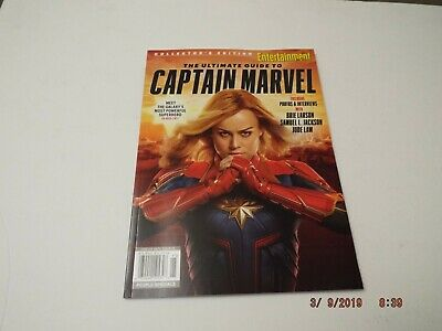 Entertainment Weekly  The Ultimate Guide To Captain Marvel Collector's Edition