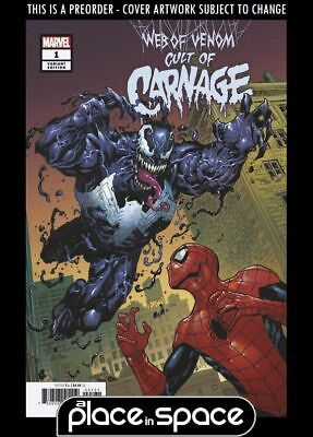 (Wk15) Web Of Venom: Cult Of Carnage #1B - Cassara Variant - Preorder 10Th Apr