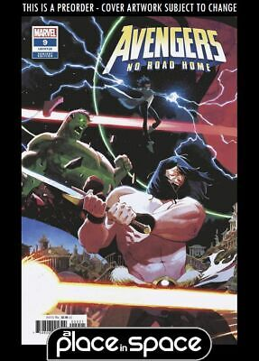 (Wk15) Avengers: No Road Home #9B - Connecting Variant - Preorder 10Th Apr