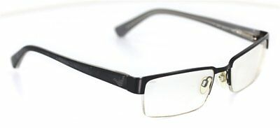c400c2f672 EMPORIO ARMANI EA 1006 Eyeglasses Silver Grey 3010 Authentic 53mm ...