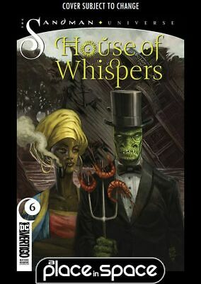 House Of Whispers #6 (Wk07)