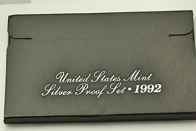 (1) One 1997-S Silver US Proof Set in Original Packaging (Stock #: NUM3928)