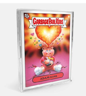 2019 Garbage Pail Kids Valentine's Day Is Gross Complete Set 20 Cards Adam Bomb