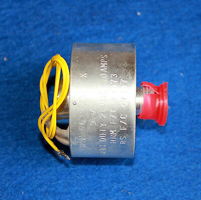 Rocker Solenoid - 5373-1  Switch Pressure