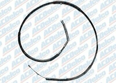 ACDelco 18P2619 Professional Rear Driver Side Parking Brake Cable Assembly Brake System