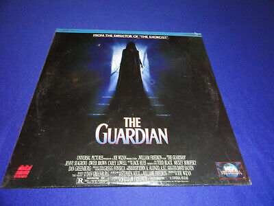 The Guardian LASERDISC Cult horror classic NEW SEALED! Exorcist director